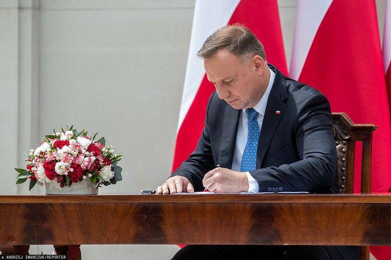 Budżet na 2021 r. Jest podpis prezydenta