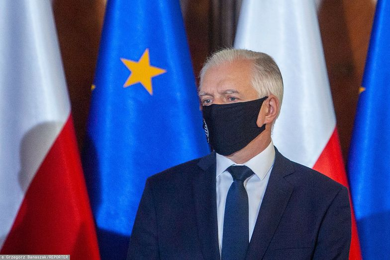 """Gowin leci do Brukseli. """"Wizyta ma służyć wsparciu polskich przedsiębiorców"""""""
