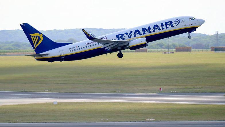 Ryanair przyspiesza. Będzie więcej lotów z Polski
