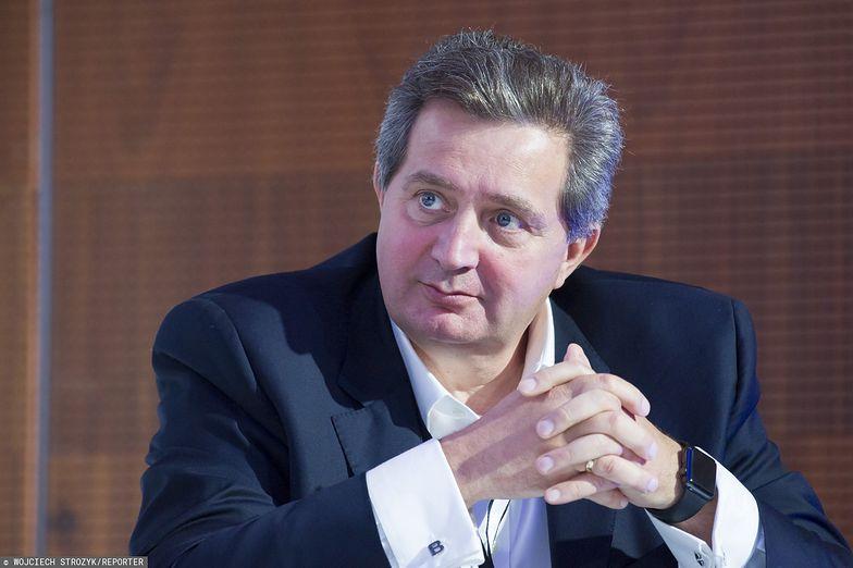 Brunon Bartkiewicz stoi na czele ING Banku Śląskiego.