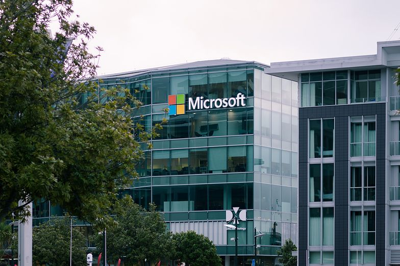Microsoft zainwestuje nad Wisłą miliard dolarów.