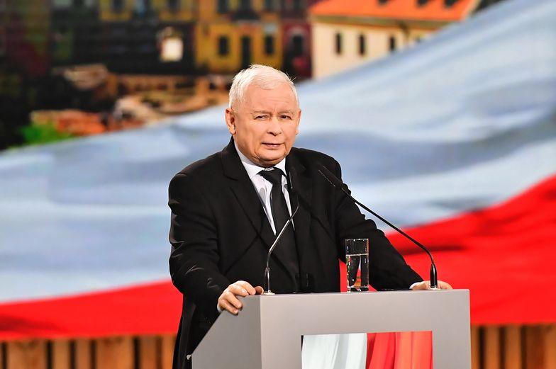 W środę prezes PiS przyjechał do Lublina, gdzie na Forum Młodych Prawa i Sprawiedliwości zapowiedział nowelizację Kodeksu pracy.