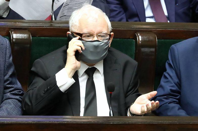 Reforma sądownictwa. Jarosław Kaczyński zapowiada kolejne kroki PiS.