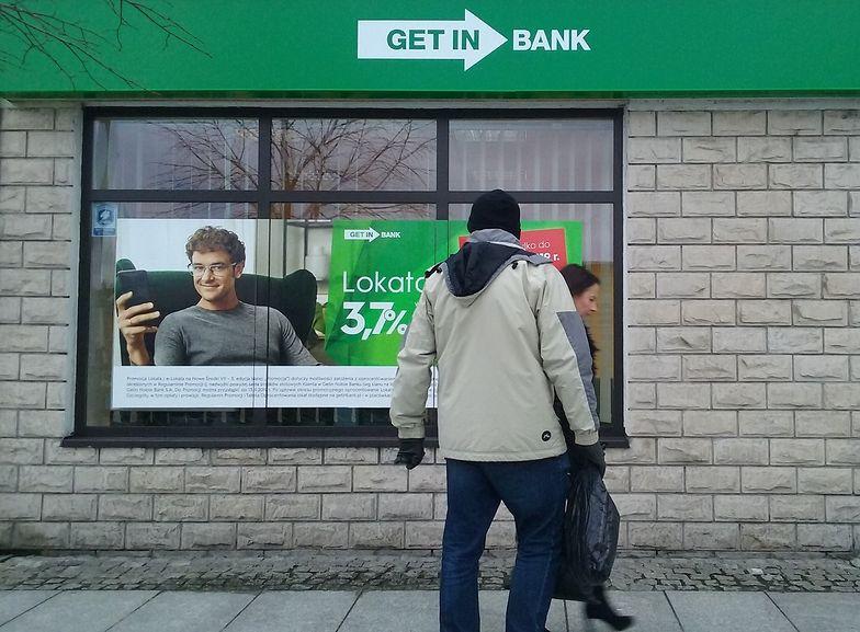 Getin Noble Bank opublikował raport za pierwszy kwartał 2020.