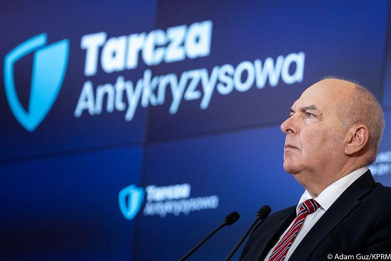 Minister finansów Tadeusz Kościński odpowiadał na pytania o stan polskiej gospodarki.