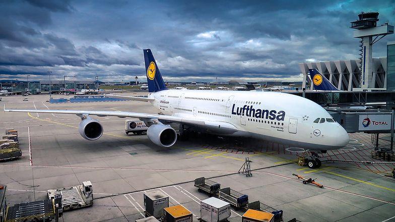 Lufthansa zapowiedziała, że pracę w grupie mogą stracić nawet 22 tys. pracowników