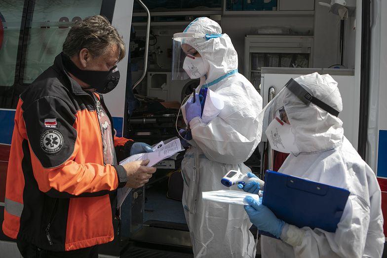 Koronawirus w Polsce. W sobotę 6 czerwca odnotowano łącznie 576 nowych przypadków