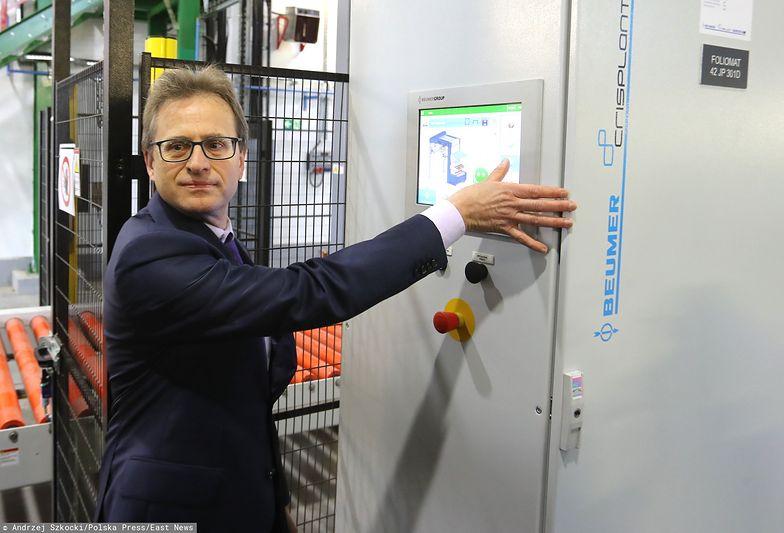 Grupa Azoty bez prezesa. Wojciech Wardacki traci stanowisko
