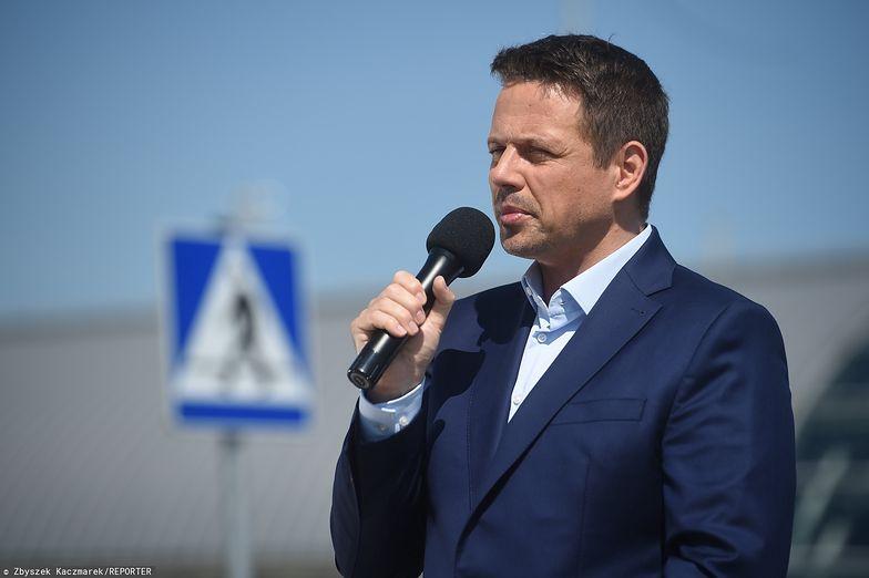 Trzaskowski chce sfinansować Polakom remonty i podnieść kwotę wolną od podatku