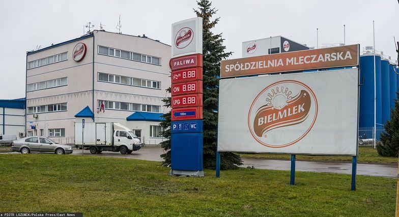 Upadłość SM Bielmlek. Rolnicy będą spłacać dług mleczarni