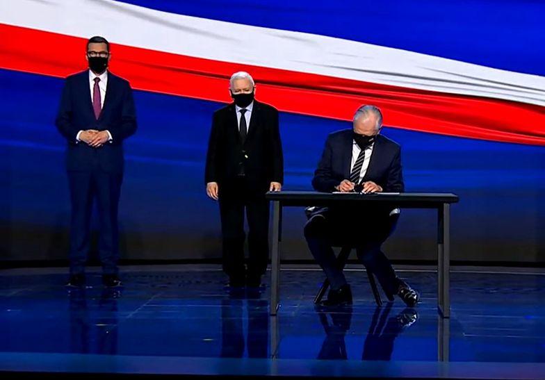 Polski (nie)Ład mieszkaniowy. Rząd w trakcie konferencji żonglował kwotami dopłat dla rodzin