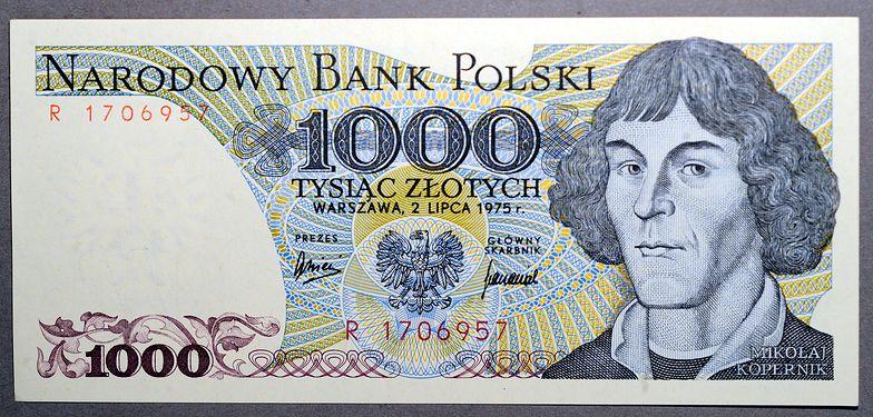NBP. Mikołaj Kopernik wraca na banknoty!