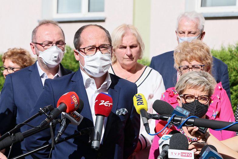 """Zaczyna się wielki protest medyków. Kolejne """"białe miasteczko"""""""