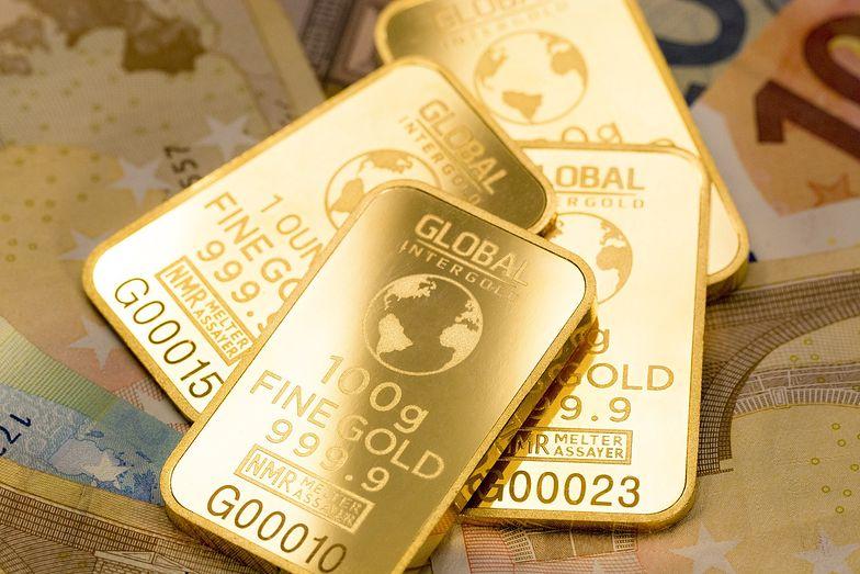 Cena złota powyżej psychologicznej granicy. Dotrze do historycznego maksimum?