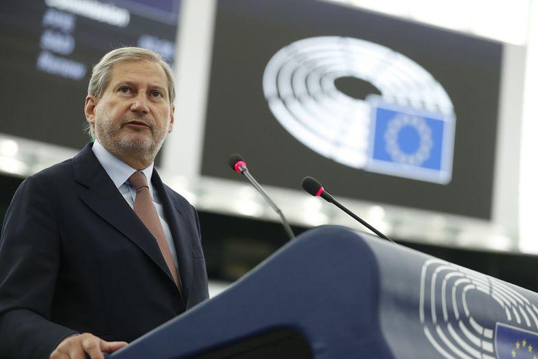 Budżet UE na 2022 rok. Komisja Europejska proponuje 167,8 mld euro