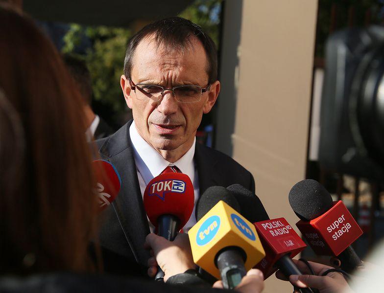Krzysztof Bukiel (na zdjęciu) nie przewiduje dużych zmian w ministerstwie zdrowia w związku z nominacją Adama Niedzielskiego.