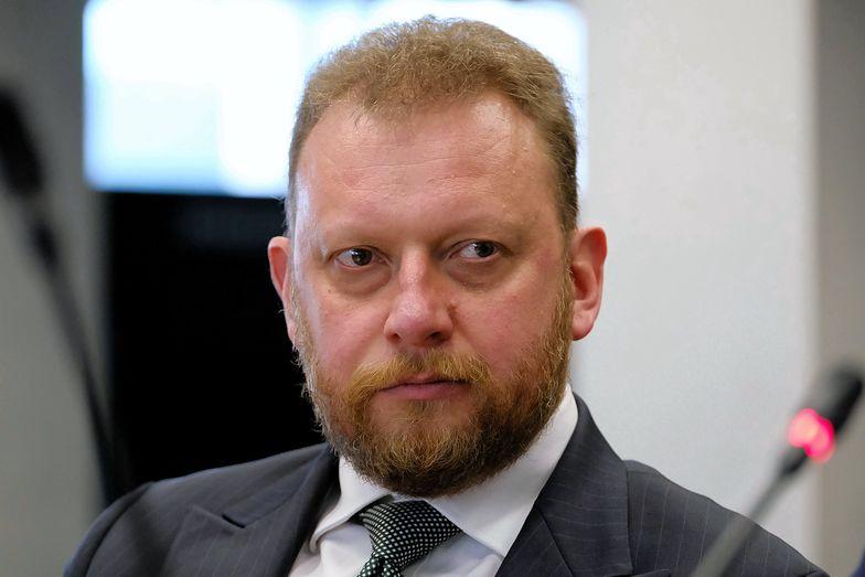 Łukasz Szumowski potwierdza: Jestem chory, przebywam w szpitalu