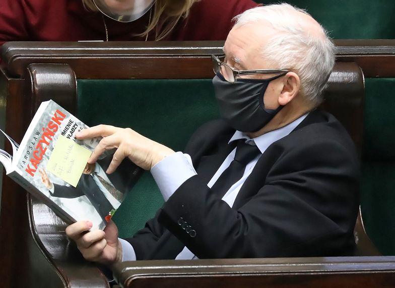 """Kaczyński nie dostanie """"czternastki"""". Tak zdecydował rząd"""