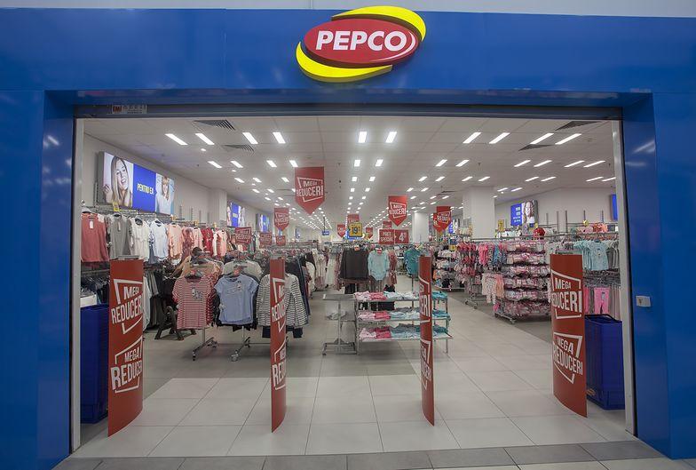 Sprzedaż w Pepco wzrosła o prawie 50 procent. Szybko przybywa nowych sklepów