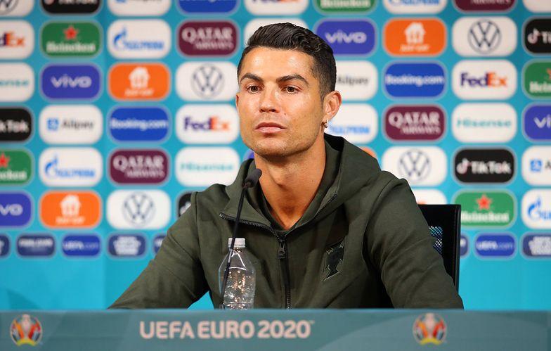 Ikea znów śmieszkuje. W roli głównej woda i Cristiano Ronaldo