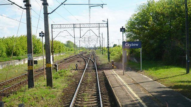 Do 200 km/h mają poruszać się pociągi pasażerskie na zmodernizowanej trasie Warszawa – Białystok.