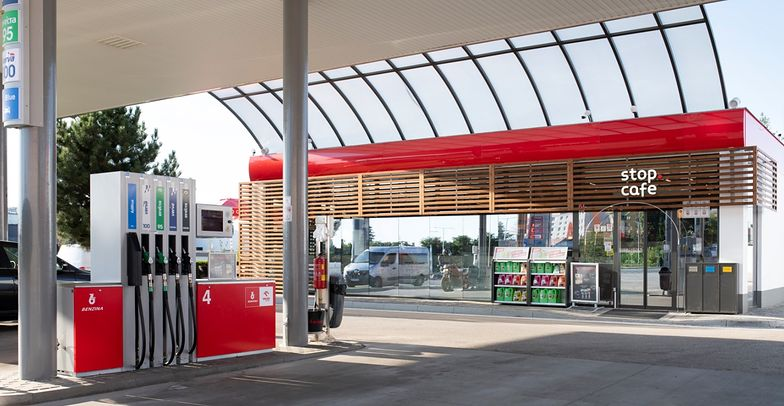 Orlen podwoił liczbę stacji paliw na Słowacji