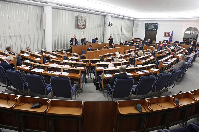 Senat zdecydował o przyszłości tarczy 4.0.