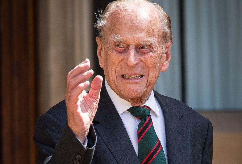 Książę Filip nie żyje. Zmarł w wieku 99 lat