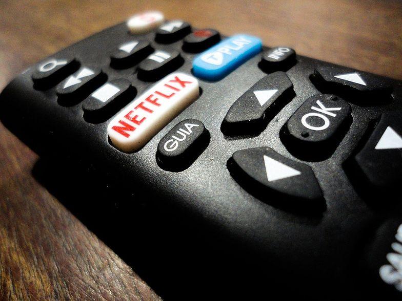 Netflix korzysta na epidemii koronawirusa.