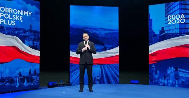 Andrzej Duda przedstawił w piątek program na drugą kadencję