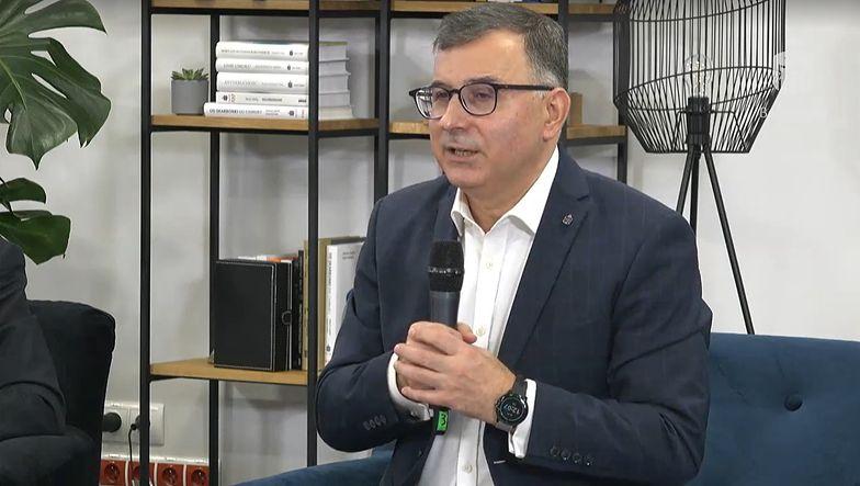 Zbigniew Jagiełło odchodzi z PKO BP. Pracownicy pożegnali go 2-minutowymi brawami
