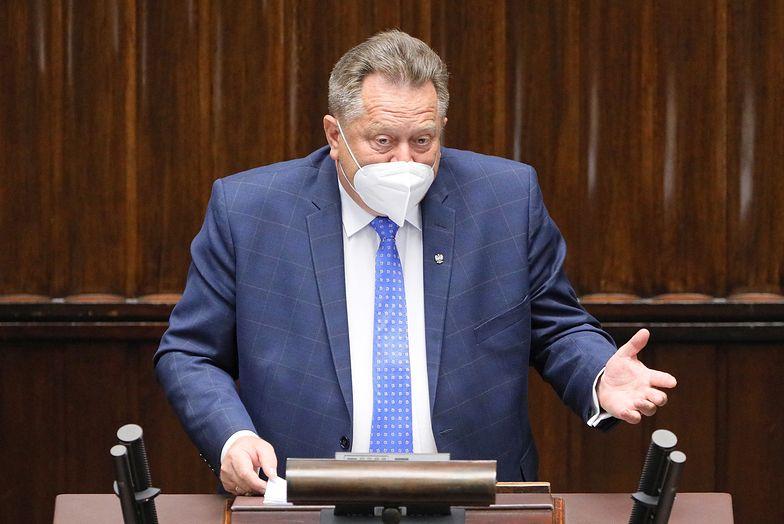 Jarosław Zieliński z ochroną SOP. Nie jest ministrem od dwóch lat