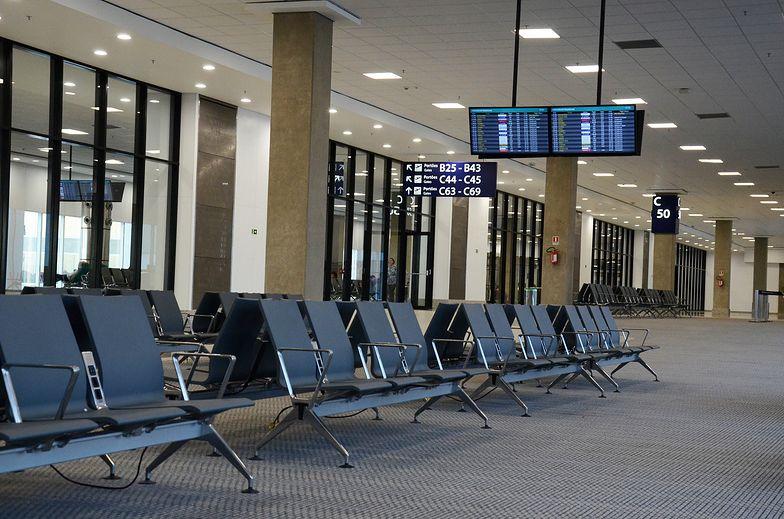 Tak wyglądają prawie wszystkie lotniska europejskie. Nie ma pewności, czy w tym roku zapełnią się turystami