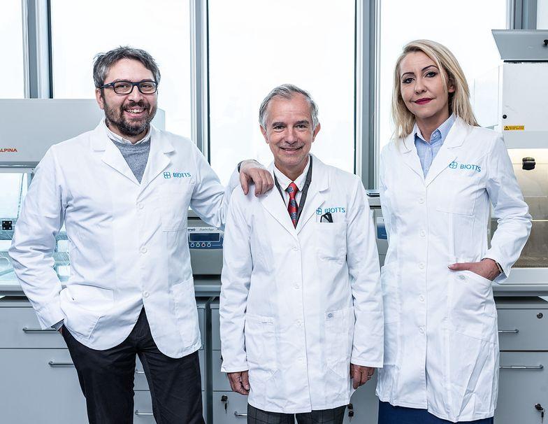 Wrocławska firma Biotts z wielomilionowym kontraktem w USA