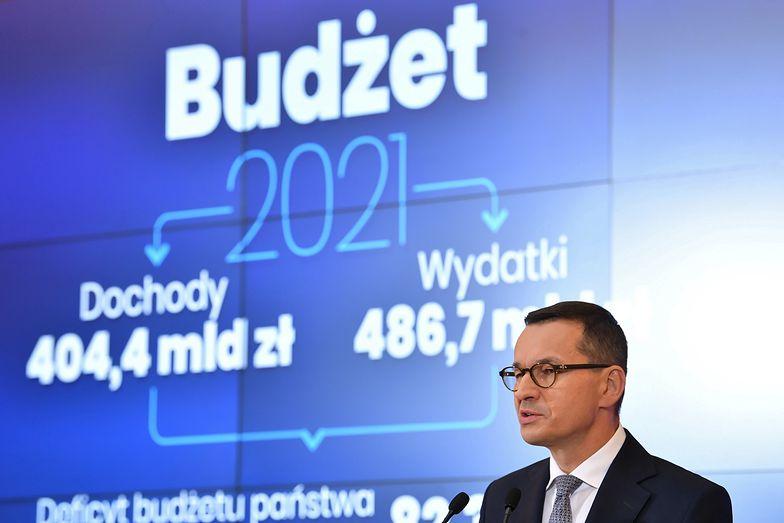 Projekt budżetu wpłynął do Sejmu. Ogromny deficyt