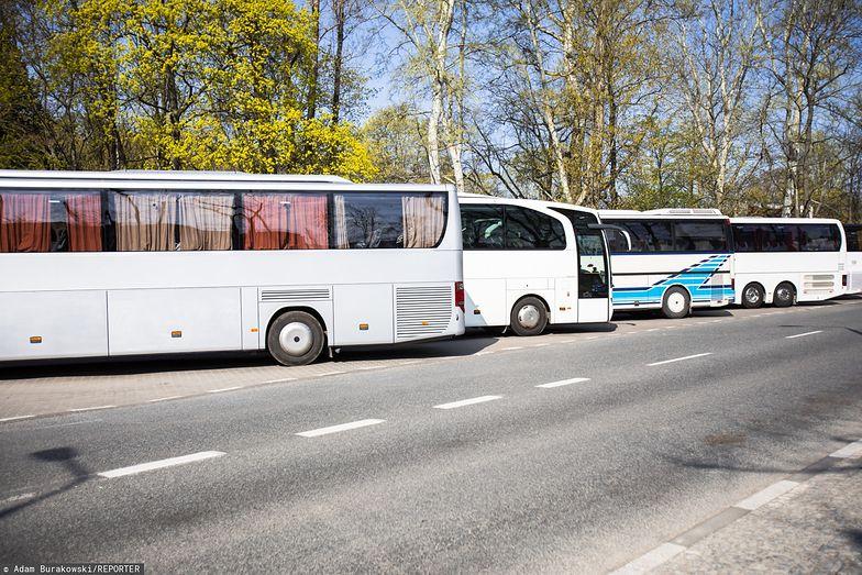 Kierowcy autokarowi wyjadą na ulice największych miast Polskich.