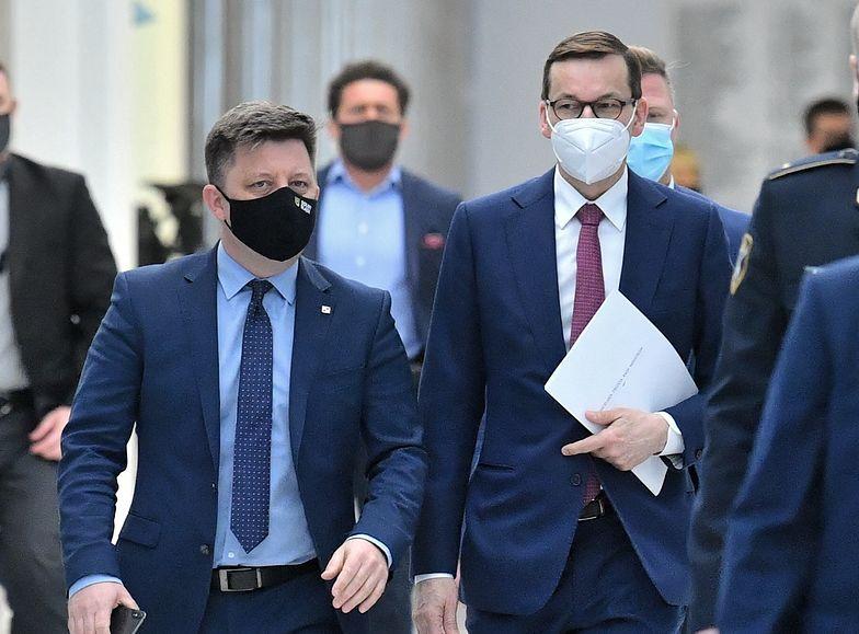 Rząd chce zniechęcić do przechodzenia na emeryturę. Money.pl dotarł do Krajowego Planu Odbudowy
