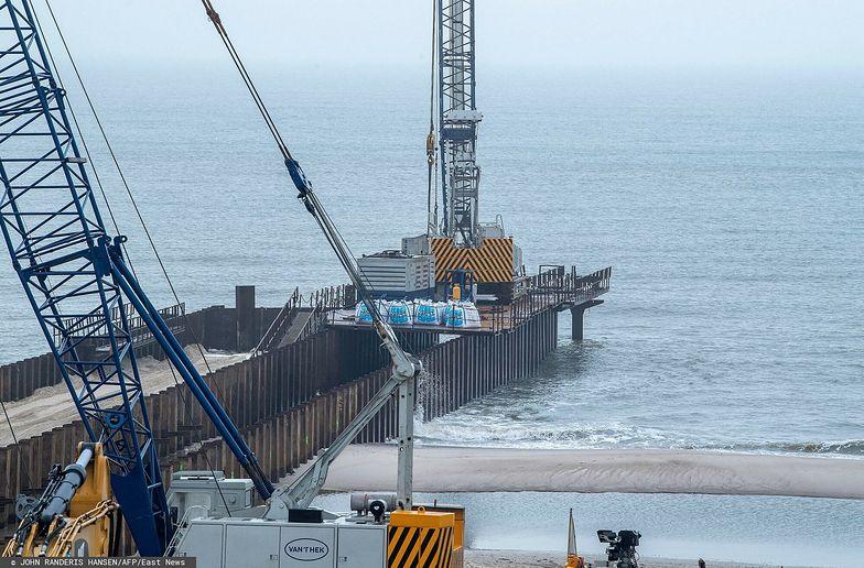 Budowa Baltic Pipe trwa. Czerwone światło tylko dla jednego z pięciu odcinków