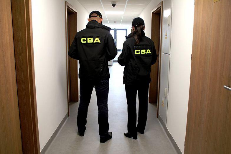 Pełnomocnik z zarzutami. CBA oskarża go o doprowadzenie firmy do upadłości