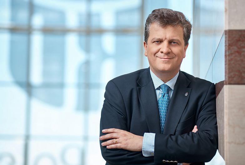 PKO BP ma nowego prezesa. Kim jest Jan Emeryk Rościszewski?