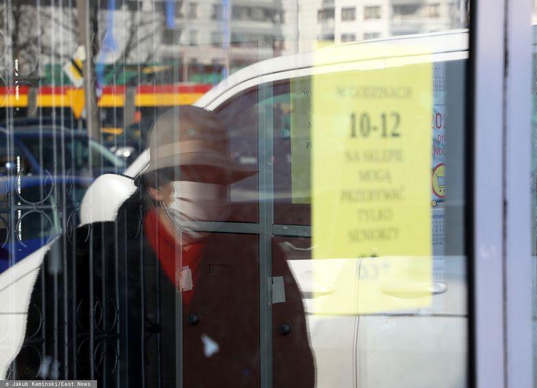 Godziny dla seniorów wracają. Kolejny głos o zniesienie zakazu handlu