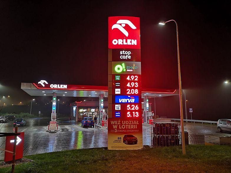 """""""Bezczelna ingerencja w polskie sprawy. Niemieccy dziennikarze krytykują PKN Orlen"""