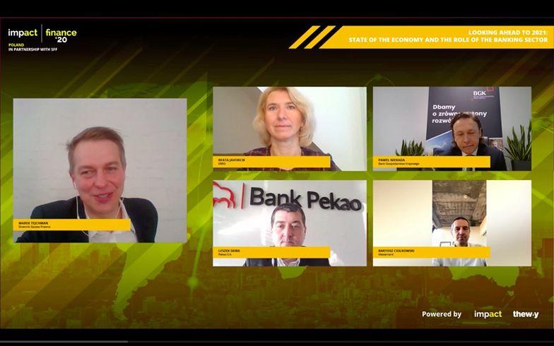 Impact finance'20: polski głos na Singapore Fintech Festival