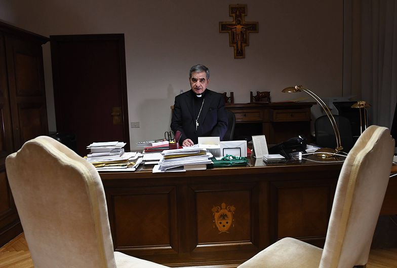 Kardynał oskarżony o nadużycia finansowe. Precedens w skali 300 lat
