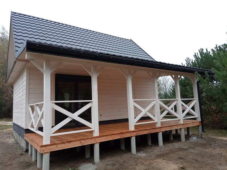 Drewniane domki skandynawskie zachwyciły Polaków. Koszt? Mniejszy niż nowy samochód
