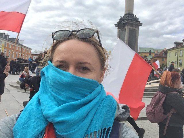 Agnieszka Cyfka: Pan Tanajno, którego nie znam osobiście, zapewniał nas, że zgromadzenie jest legalne.