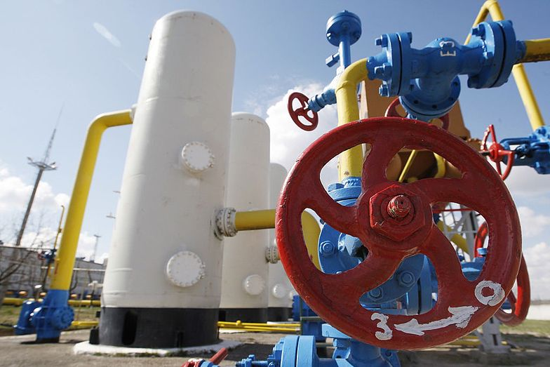 Gazprom ograniczył tłoczenie gazu przez Polskę (zdj. ilustracyjne).