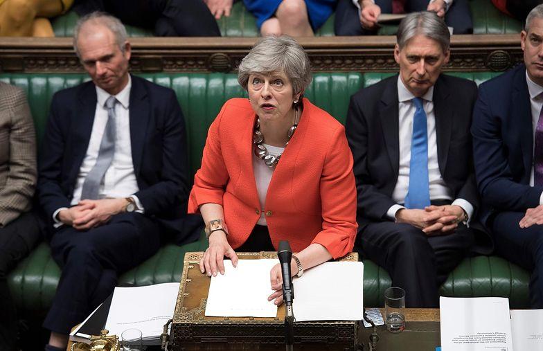 Theresa May od miesięcy zmaga się z otwartym buntem w szeregach Partii Konserwatywnej.