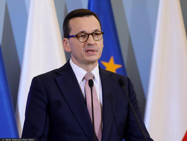 Pandemia koronawirusa uderzy w gospodarki europejskie - nie ma wątpliwości Morawiecki.