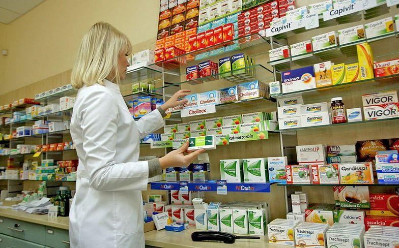 Kary dla aptek zostaną. 20 000 zł ma dyscyplinować do przestrzegania przepisów